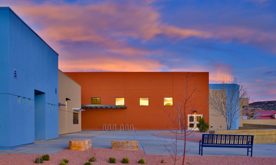 Window Rock Unified School District Vigil Amp Associates Architectural Group P C